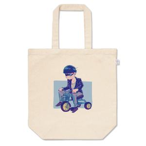 カラマツ三輪車バッグ