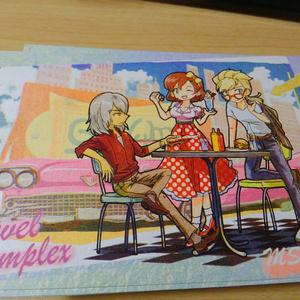 6色刷りポストカード