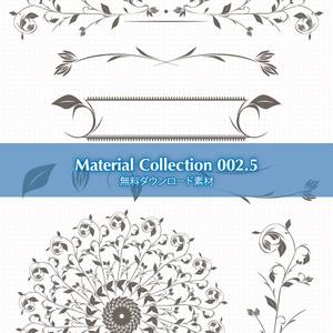 【無料素材集】Material Collection 002.5