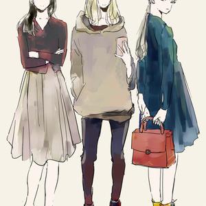 ポストカード(Girls)