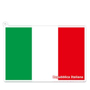 イタリア アクリルキーホルダー