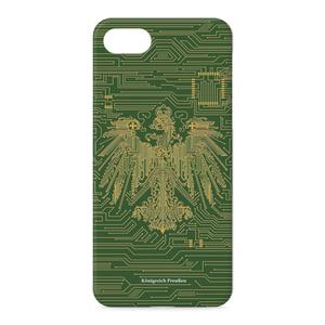 プロイセン 電子基板風iPhoneケース