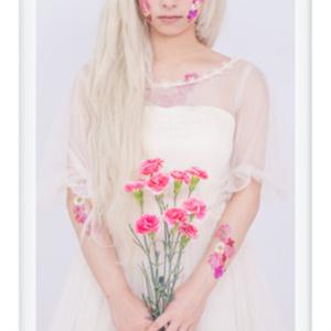 創作写真『_fleur』iPhoneケース