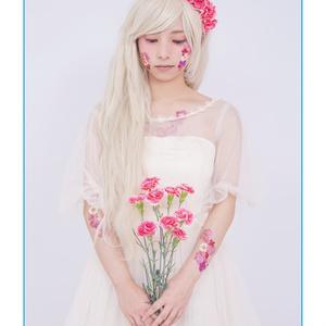 創作写真『_fleur』パスケース