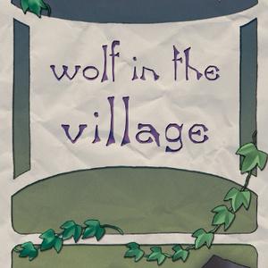 wolf in the village