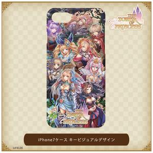 キービジュアルデザイン iPhone7ケース【タワー オブ プリンセス】