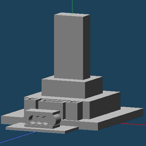 3D墓石【lwo】【コミスタ】【クリスタ】
