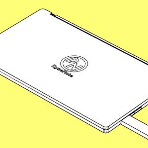 【コミスタ・クリスタ共通】ノートパソコン3D素材【lwo】
