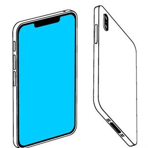 iPhoneX 3D素材【lwo】【コミスタ・クリスタ汎用】