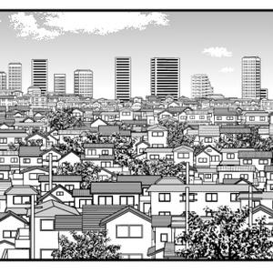 【コミスタ・クリスタ】街並みブラシセット