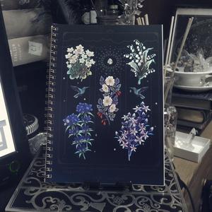 宝石の雨:リングノート