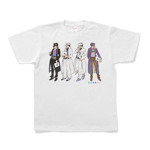 四連星Tシャツ(カラー)