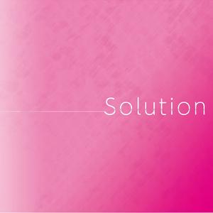アルバム 「Solution」 (ダウンロード版) / 初音ミク 巡音ルカ GUMI 兎眠りおん