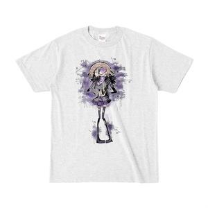 [デレマス]二宮飛鳥Tシャツ(淡色)