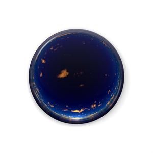 空の缶バッジ - C011