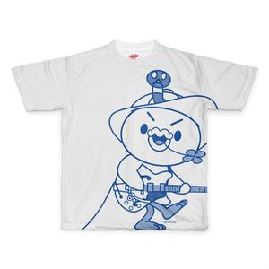 PERORINE I love music B フルグラフィックTシャツ