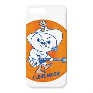 PERORINE I love music B iPhoneケース