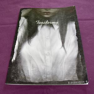 画集 BLOODBLISTER III -TAXIDERMY-