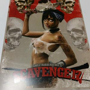 """A4サイズ ポスター """"SCAVENGE17(R)"""""""