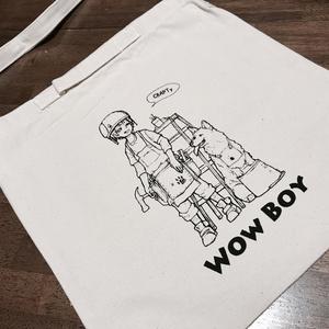 wowboy肩掛けトート-maker