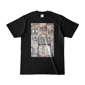 17番倉庫,路地裏会議,快晴Tシャツ