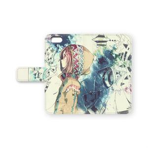 手帳型iPhone6ケース