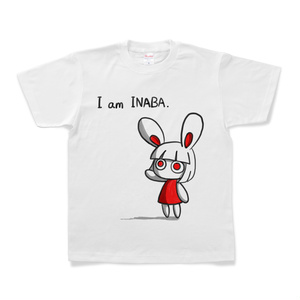 『I am INABA.』Tシャツ