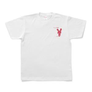 『I am INABA.』ワンポイントTシャツ
