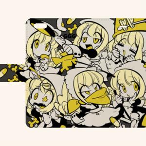 おとぼけメイドちゃんiPhone6 Plus/6s Plus 手帳型ケース