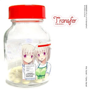 時空改札のフェアリーテイルSP ボーカルCD 『Transfer』