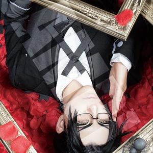 【倉庫】黒執事写真集(BLACK BUTLER)※BOOTH限定特典ポストカード付