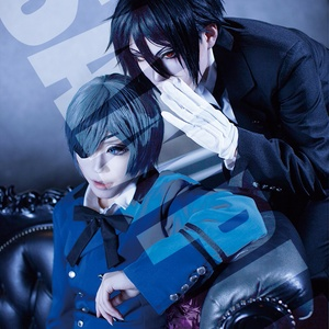 BLACK BUTLER※BOOTH限定特典ポストカード付
