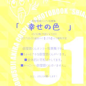 【自家】弱虫ペダル写真集(御堂筋翔)