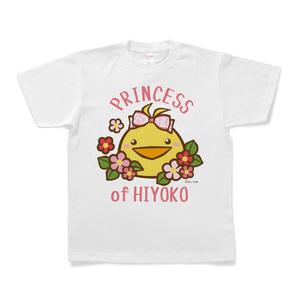 Tシャツ-ヒヨコ姫