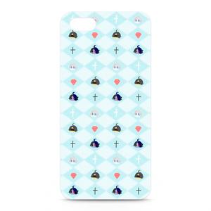 デルタ ほのぼのiPhoneカバー(プラスチックタイプ)