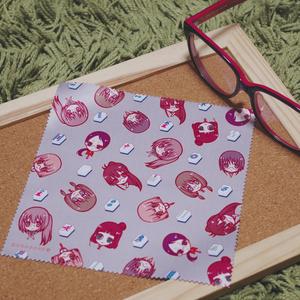 咲-Saki-眼鏡っ娘のメガネクロス第2弾