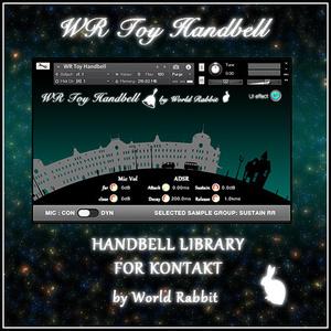 WR Toy Handbell