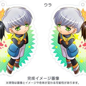 【DQ3】男盗賊×女勇者アクキー