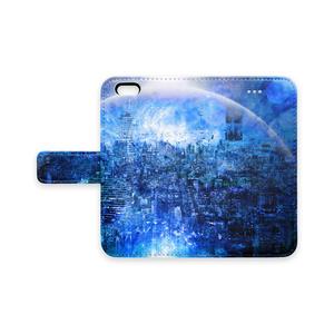 愛よ、愛よ、愛よ〈手帳型iPhoneケース〉