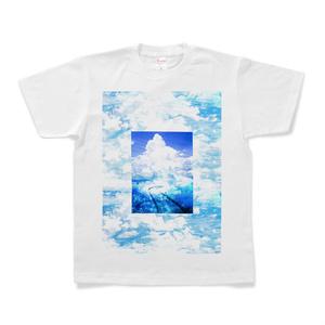 夏の・真ン中・行き〈Tシャツ〉