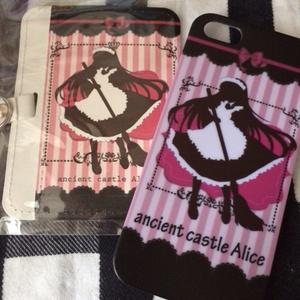 アリス iPhone5用 カバー
