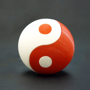 陰陽玉(紅)