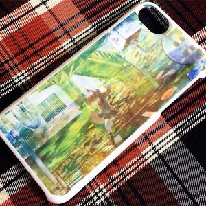 iphoneケース(6/6s/7)絵空言の街ver