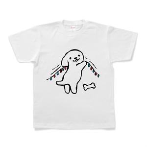 わんこのたからものTシャツ