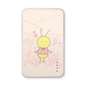 みつばちさん(ピンク)