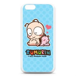 つむりん&なめりんスマホケース Tumurin and Namerin iPhone case