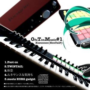 OfuTonMusic#1 ディスク版