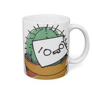 マグカップ-さぼはる