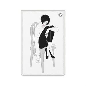 パスケース(椅子)