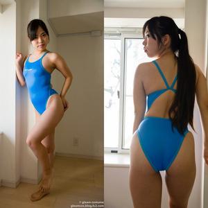 競泳HONEY 磯部千明 Vol.02